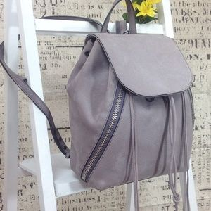 NWT Rebecca Minkoff Bryn Backpack in Deep Lavender